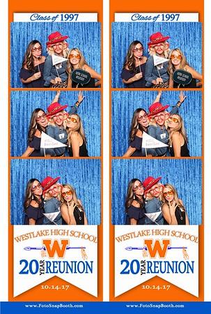 Westlake H.S. 20 Year Reunion