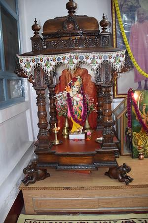 Krishna Mandir at Tapovan Kutir Uttrakashi
