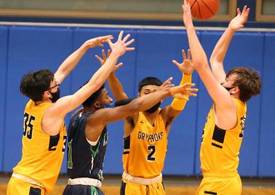 Greater Lowell vs Lowell Catholic basketball 012621