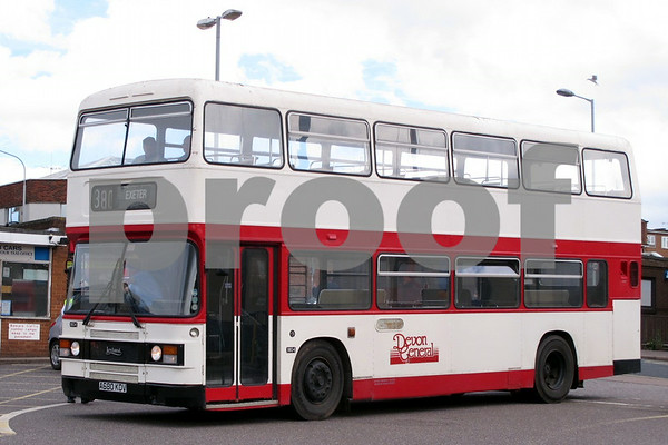 EXETER BUS STATION 50th ANNIVERSARY JULY 2014