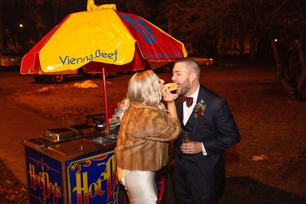 12MK Hot Dog Cart   Closers