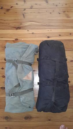 Moto camping gear