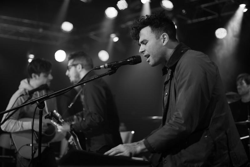 Arkells perform at JBTV Music Television on January 23, 2017
