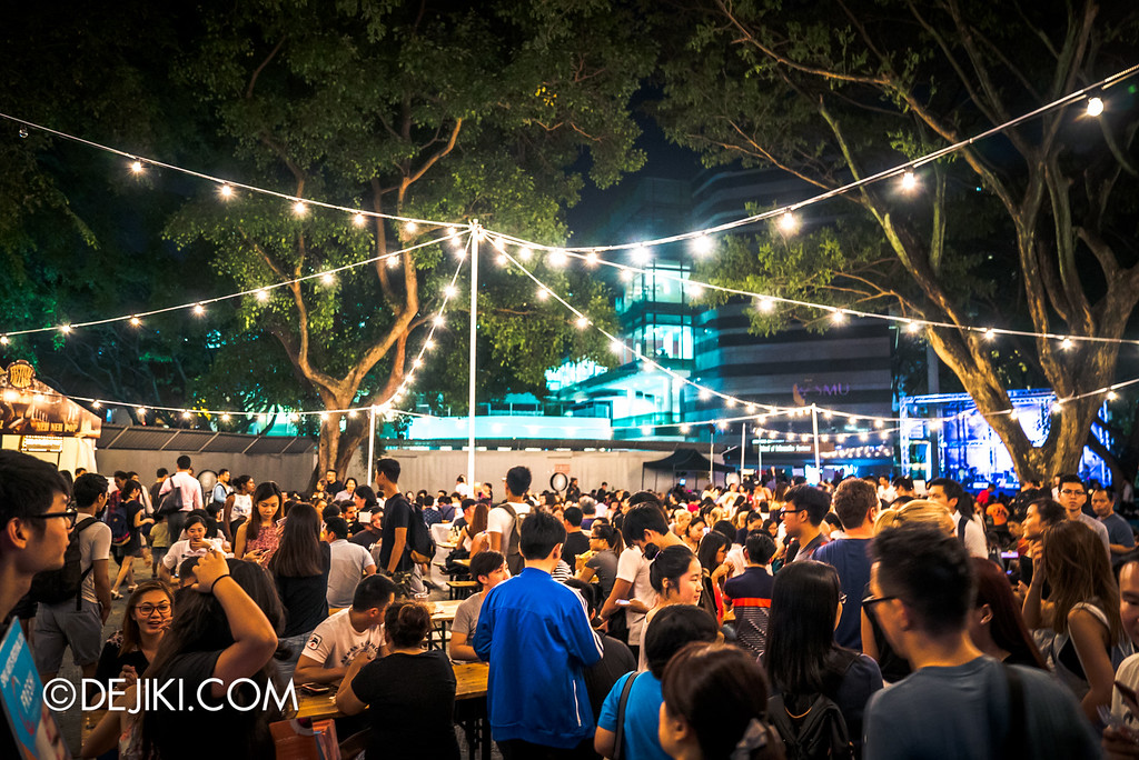 Night Festival 2016 - Festival Village 2