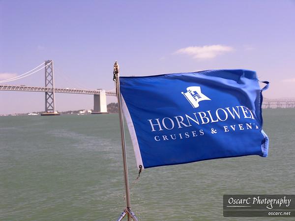 Treo 700p Launch Party: San Francisco Bay Cruise
