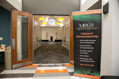 2016 Smisson Mercer Innovation Center Dedication