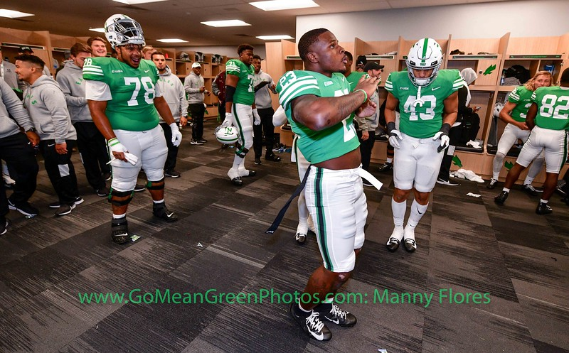 2019 NCAA Football: UTEP vs Mean Green NOV 2