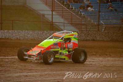 Open Wheel Showdown 5-2-2015