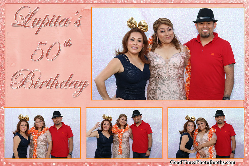 Lupitas 50th Birthday