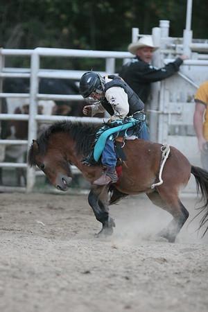 SPYR  10/14/2006 Ponies Bronc