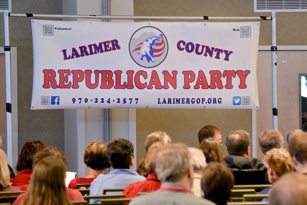 Larimer County Republican Assembly - March 19, 2016