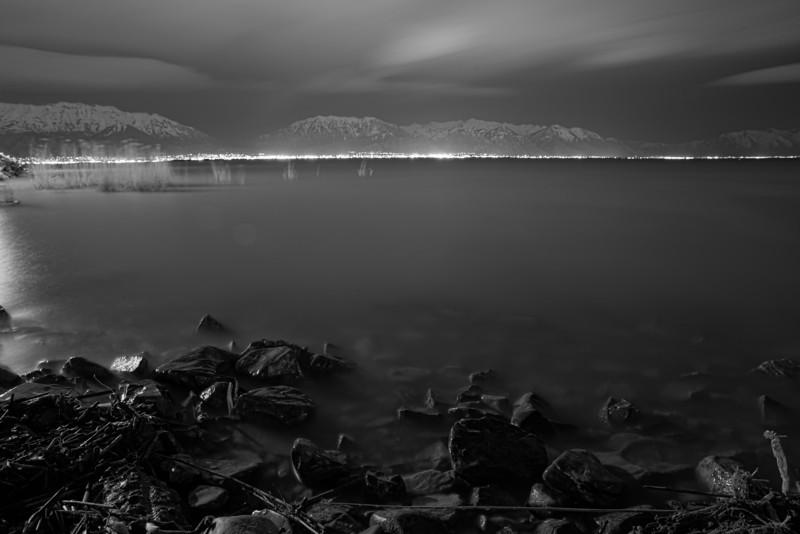 Utah Lake to Provo