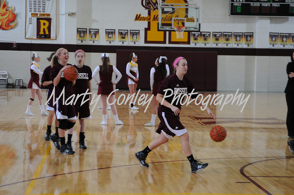 2014 District Championship_Russell vs Lewis  (Girls)