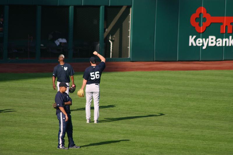 04 08 25 NY Yankees at Cleveland