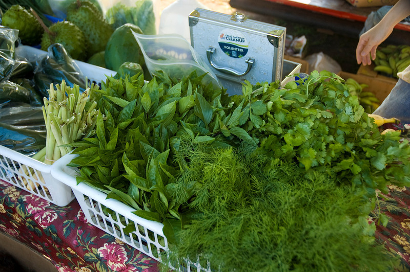 Greens Haleiwa's Farmers Market