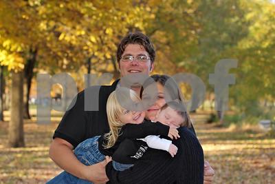 Miller Family Fall 2011