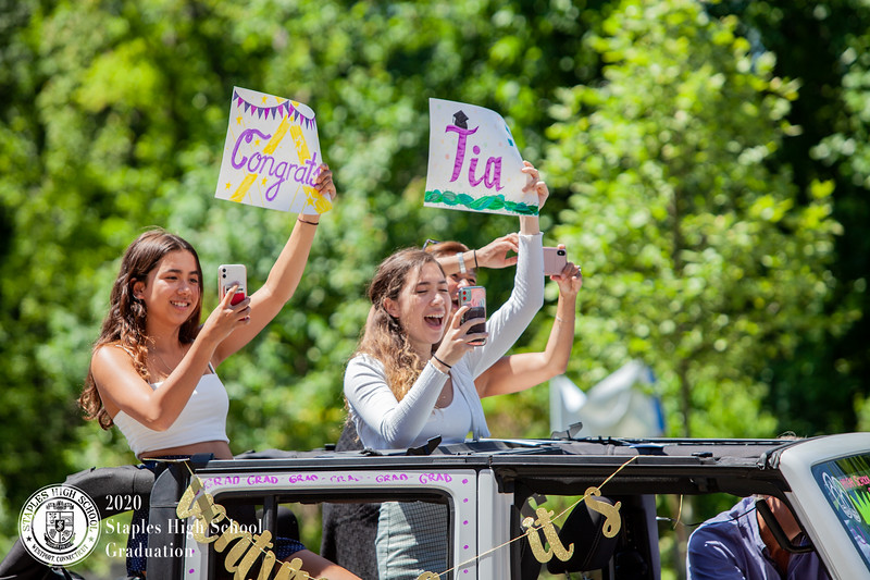 Dylan Goodman Photography - Staples High School Graduation 2020-275.jpg