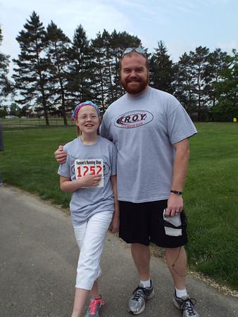 5th Grade Run