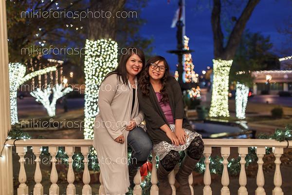 Jessica and Sarai