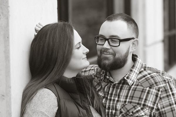 Brandon & Jennifer