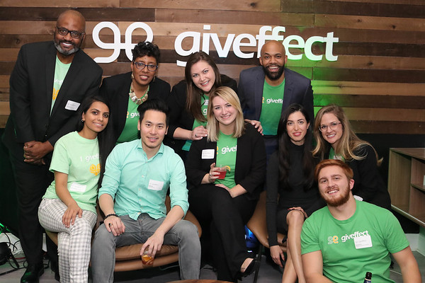 2018 Giveffect Holiday Mixer