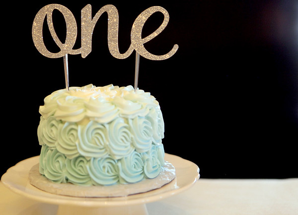 Mason's 1st Birthday - Catherine Kang