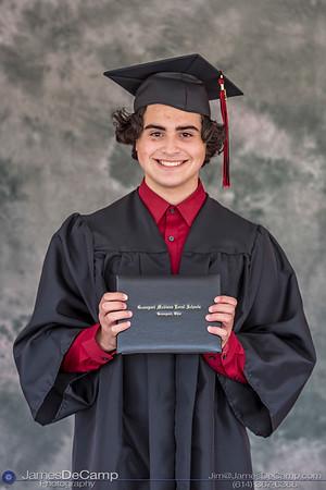 2020 Graduates Noon -> 1 PM