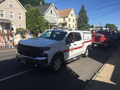 Apparatus Shoot - Derby Fire Department