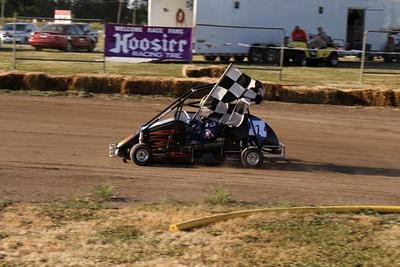 Tri-City Jr. Speedway - 7/15/12