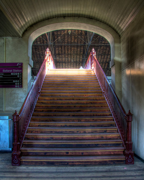 Stairway to Departure 2