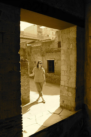 herculaneum, doorway, two boldly go photography ,