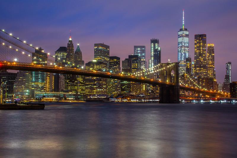 New York City - April