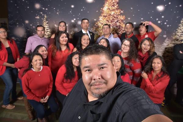 2018 SRPMIC Employee Christmas Luncheon