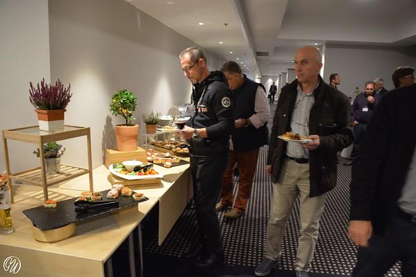 Riga Seminar Day 1 Presidents reception and dinner