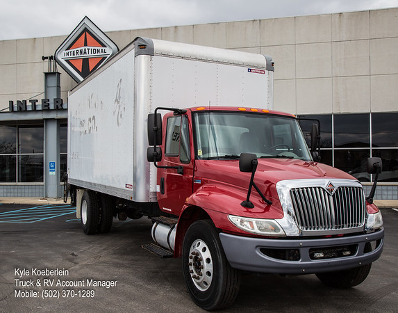 2012 International DuraStar | Unit L-603
