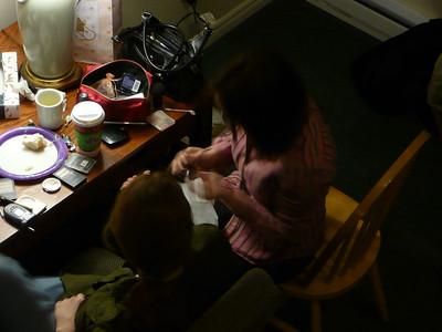 Mary's camera