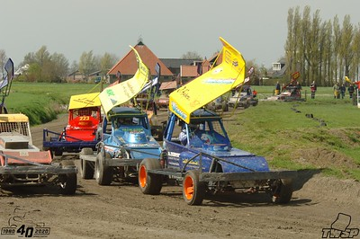 40 years TWSP, Back in Time '' Blauwhuis Speedway''