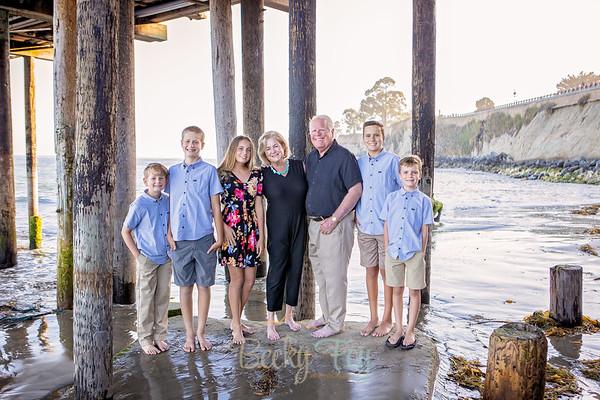 Megan F & Family | Capitola 8.15.19