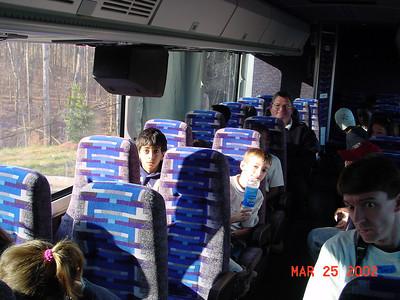 Chris' 5th Grade Trip 2001