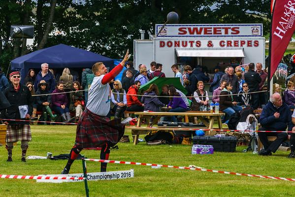 Halkirk Highland Games - Scotland