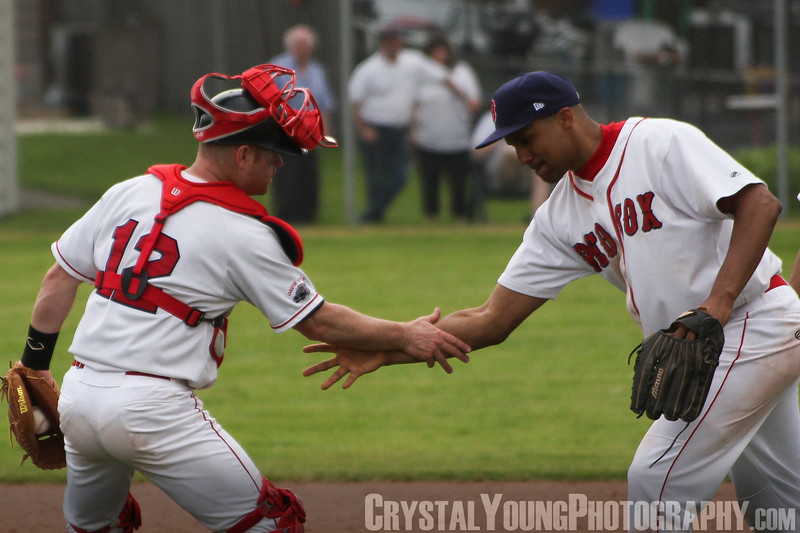Toronto Maple Leafs at Brantford Red Sox May 12, 2012