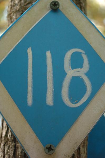 TM #118 - 3130m
