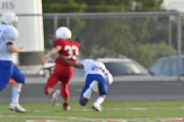 Fredericksburg Middle School Football