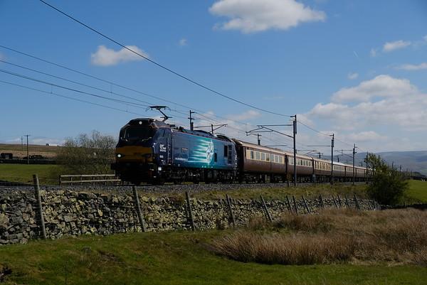 Electric Locomotives UK