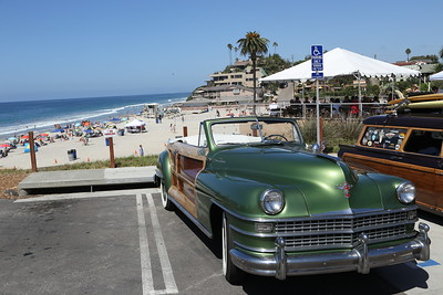 Woodies California Classic Cars
