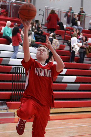 Boys JV Basketball - 2/18/2013 Spring Lake