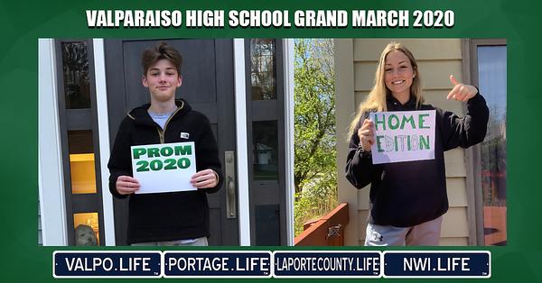 Valparaiso High School Grand March 2020