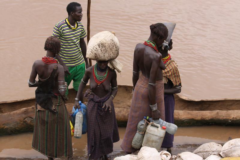 Dasanech tribe near Kenyan border