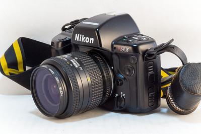 Nikon N90s, 1994