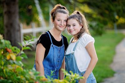 Christine & Abbie